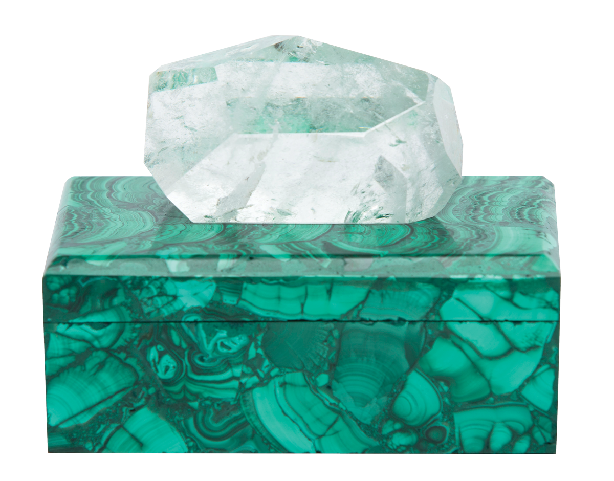 Malachite-Box