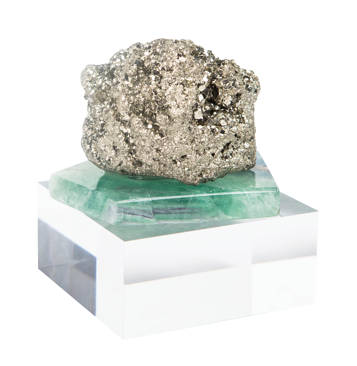 Pyrite-Power-Objekt