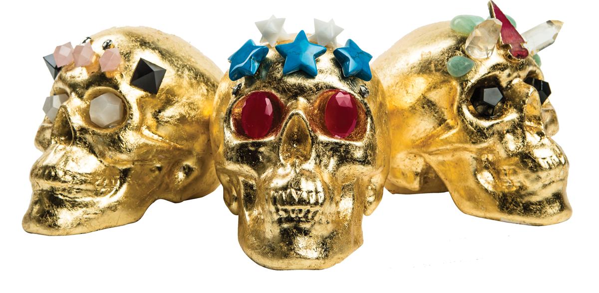 Skull-Trio